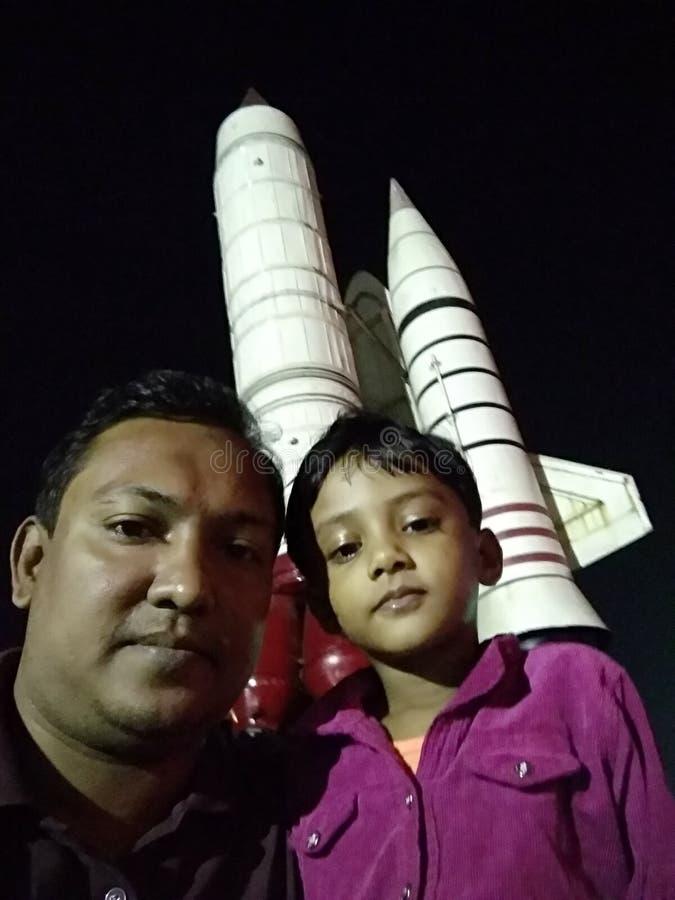 Raket stock afbeelding