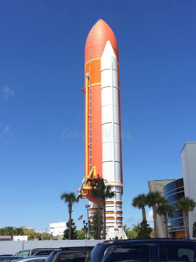 Raket royalty-vrije stock fotografie