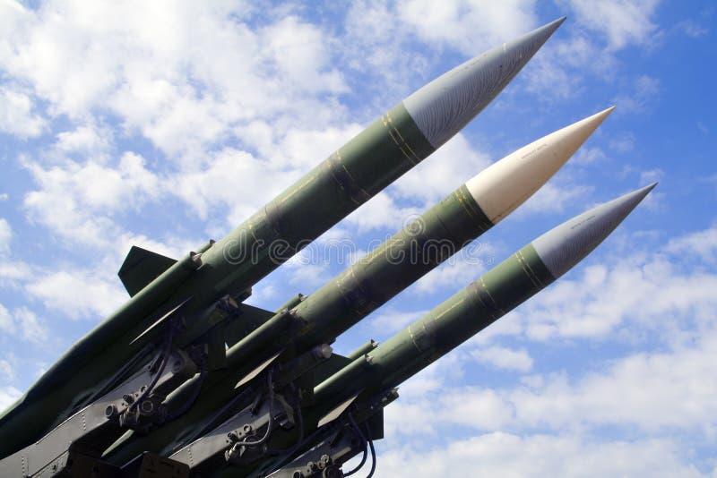 Raket stock afbeeldingen