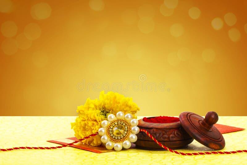 Rakhi de Raksha Bandhan photos stock