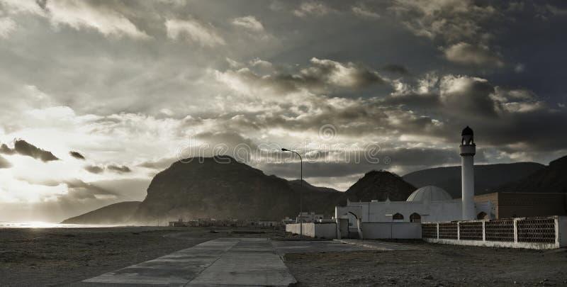 Rakhyut, Sultanate of Oman royalty free stock image