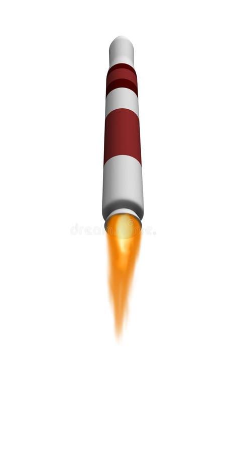 rakieta obraz royalty free