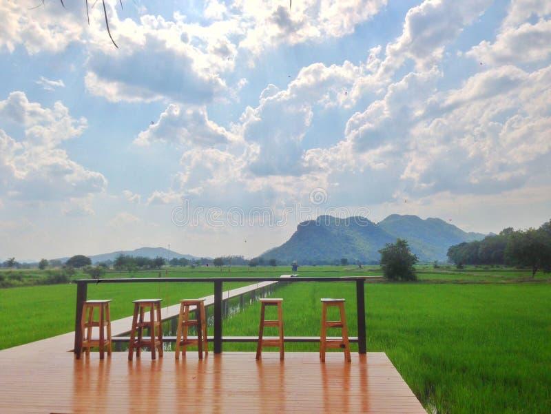 Rakkanna Kanjanaburi Thailand arkivfoton