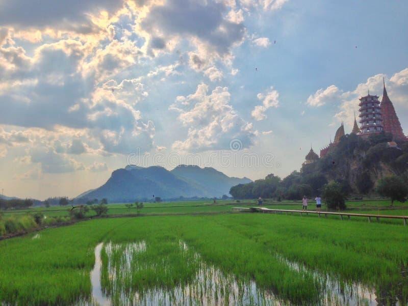 Rakkanna Kanjanaburi Thailand royaltyfri bild