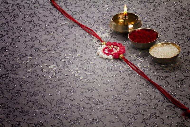 Raksha Bandhan rakhi zdjęcie royalty free