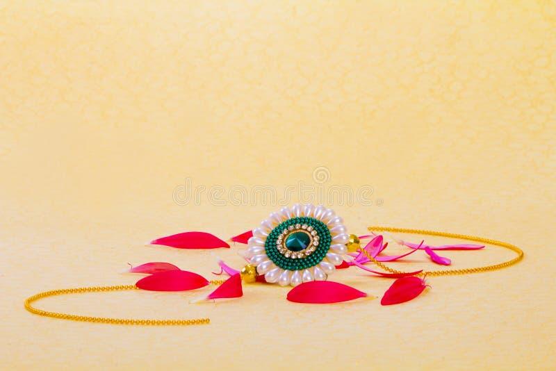 Raksha Bandhan rakhi zdjęcia stock