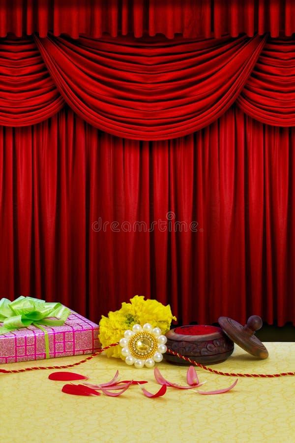 Raksha Bandhan rakhi obraz royalty free