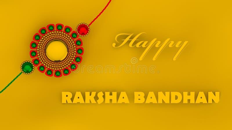 Raksha bandhan Rakhibandhan Rakhi Purnima иллюстрация штока