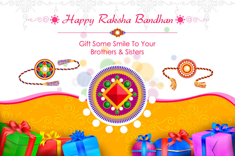 Raksha Bandhan Sale vector illustration