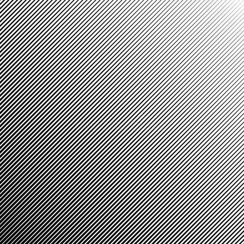 Raksträckan parallelllinjer gör sammandrag geometrisk textur, modell vektor illustrationer