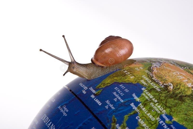 Ralentissez le tourisme photos libres de droits
