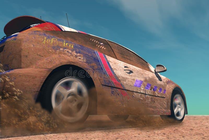Download Rally stock illustration. Illustration of sportcar, team - 3012513