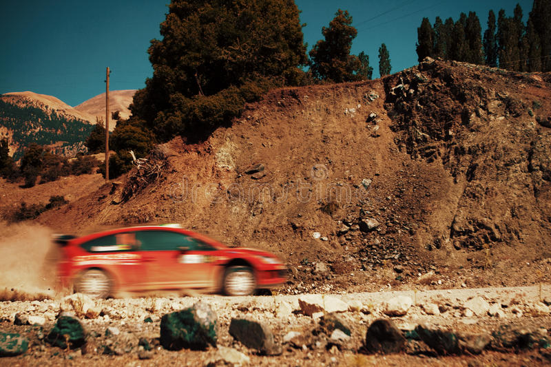 Download Rally Car stock photo. Image of outdoors, race, risk - 17155678