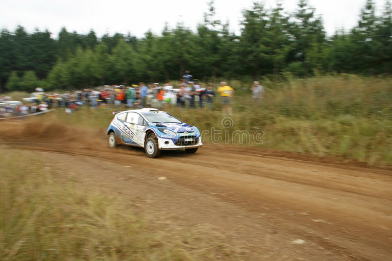 Download Rally Car Editorial Stock Image - Image: 19656264