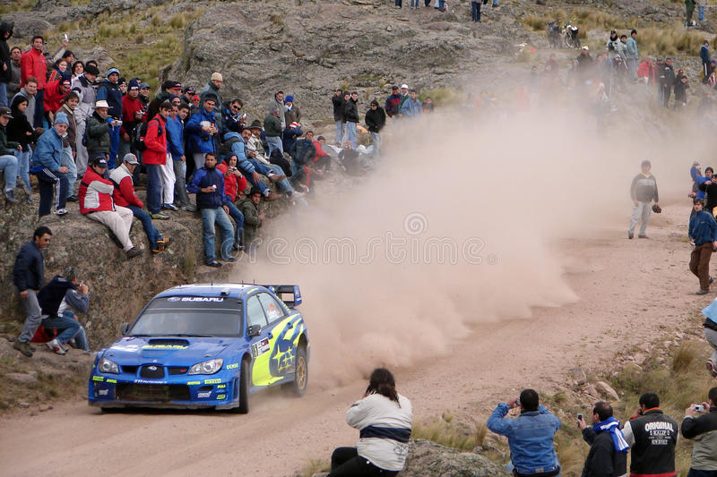 Download Rally competition editorial stock image. Image of contestant - 16954384