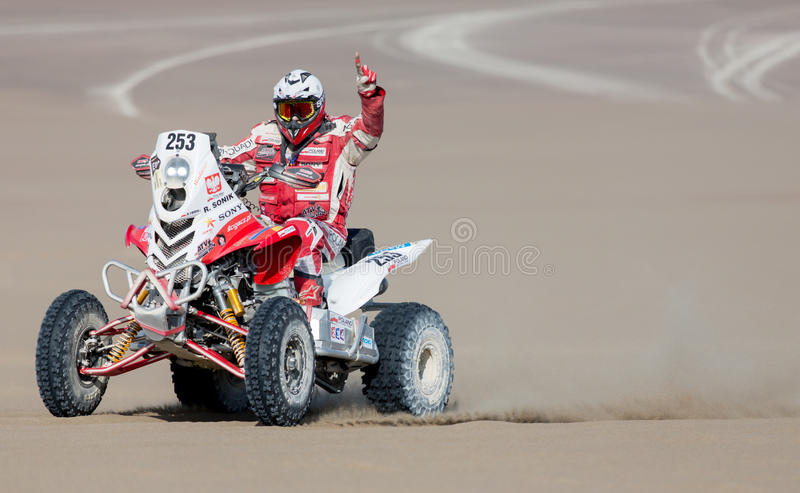 Download Rally driver Dakar 2013 editorial image. Image of dust - 29483655