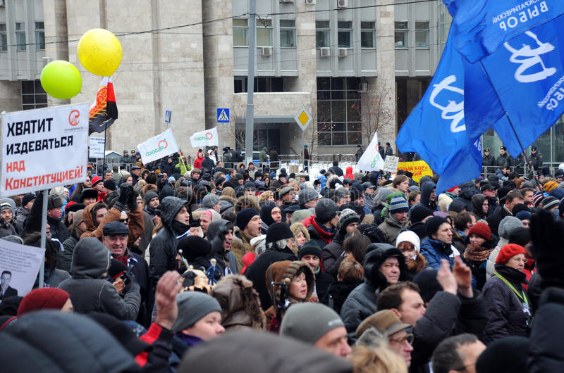 Download Rally For Fair Elections Editorial Photo - Image: 22564581
