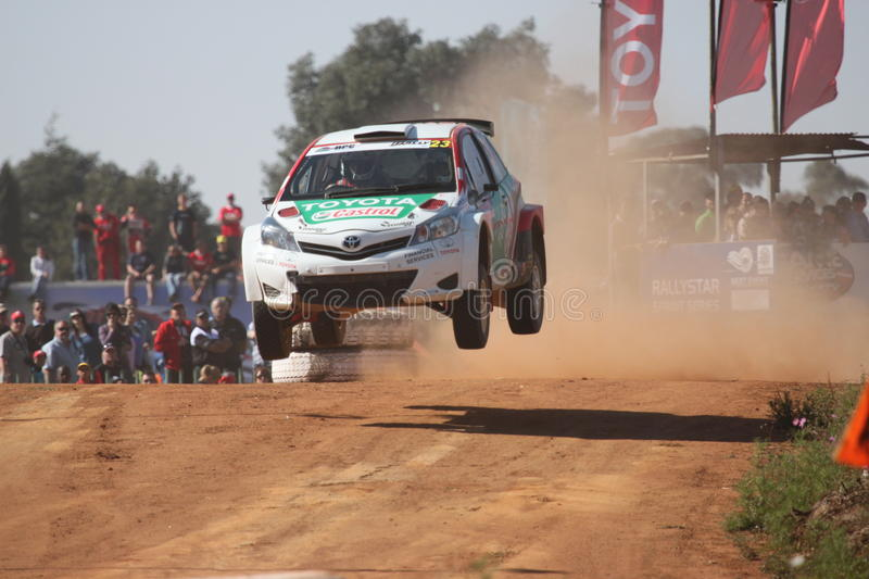 Download Rally editorial image. Image of stages, motorsport, auto - 32083600