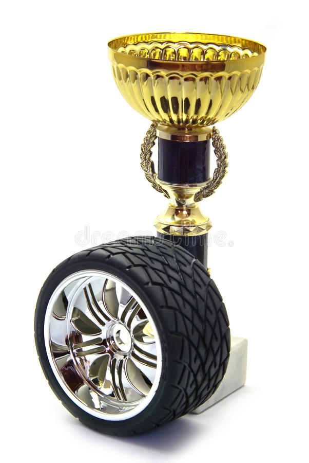 Download Rally golden cup stock photo. Image of games, best, contest - 13280192
