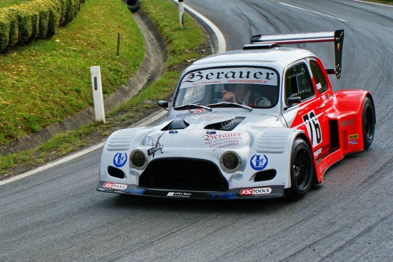 Rally Rechberg-Rennen stock photo