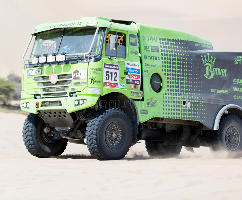 Download Rally truck editorial stock photo. Image of heavy, transportation - 29483393