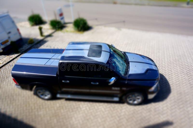 RAM 1500 доджа стоковая фотография