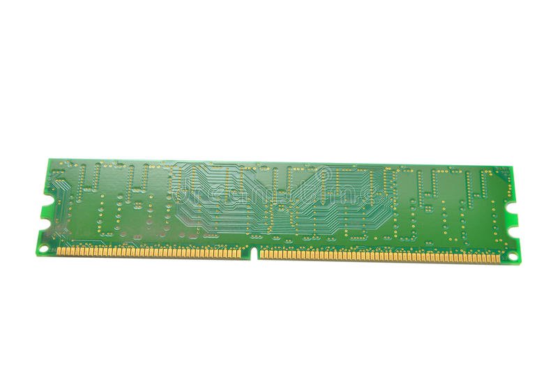 Ram. DDR Ram 512 MB bus 400 stock photography