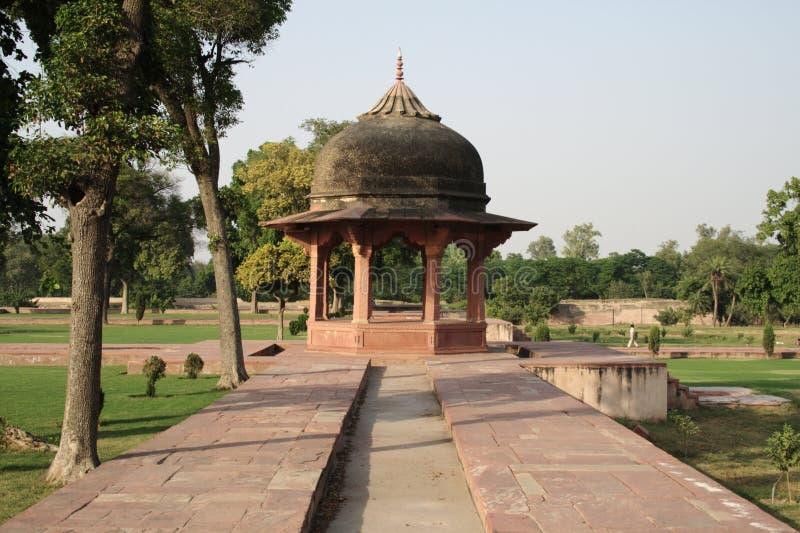 RAM Bagh, Agra fotografía de archivo libre de regalías