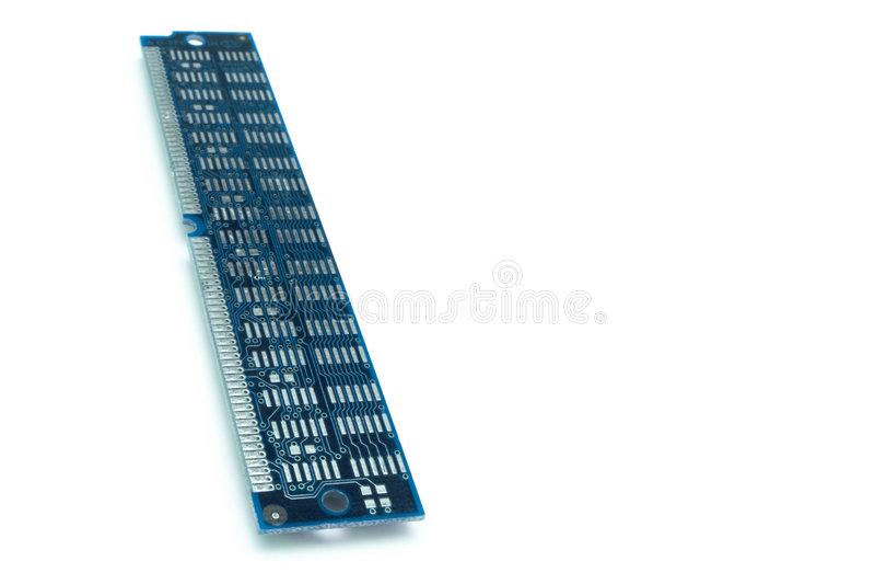 RAM blu 03 fotografia stock