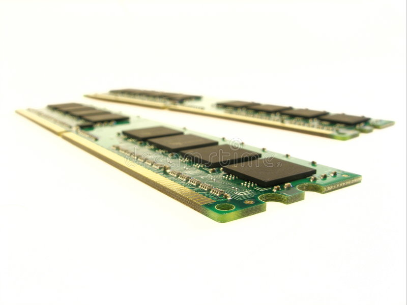 Download RAM DDR2 stock photo. Image of technology, chip, electronic - 2735726