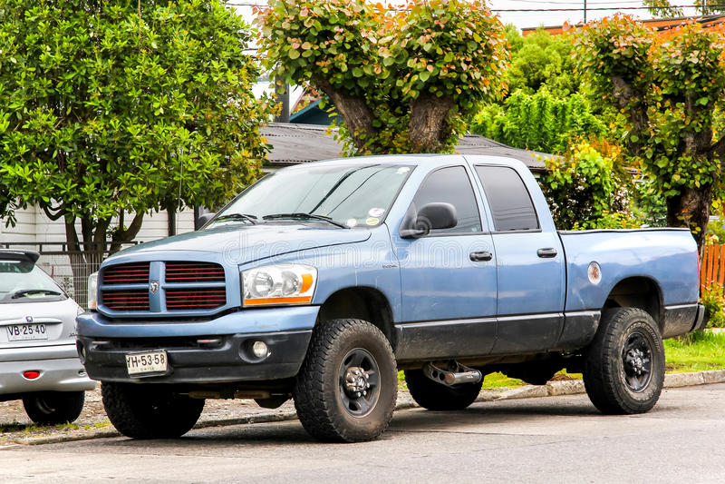 Ram de Dodge photo stock