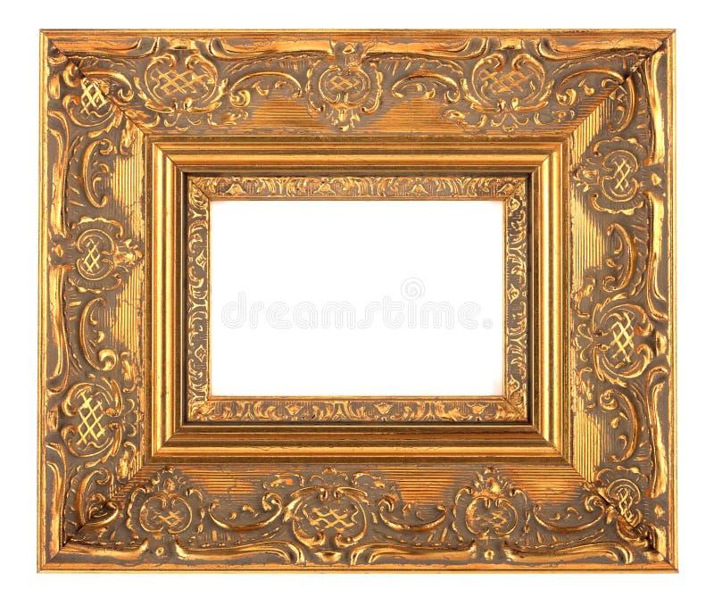 ram för 16 antikvitet royaltyfri bild