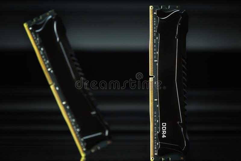 RAM-Gedächtnismodule stockfotografie
