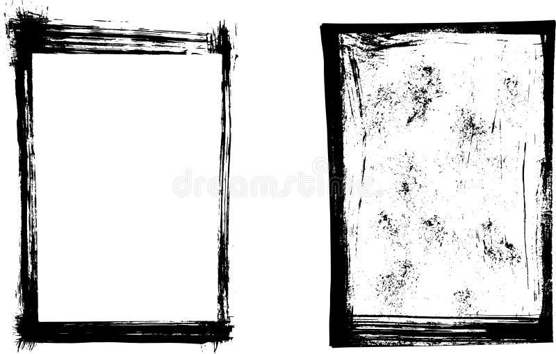 ram grunge wektor ilustracji