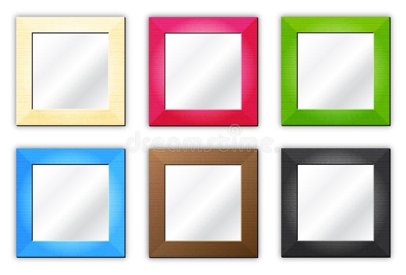 ram lustra sześć ilustracji
