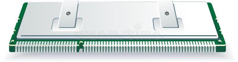 RAM Memory Royalty Free Stock Image