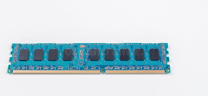 RAM przypadkowa dojazdowa pamięć zdjęcia stock