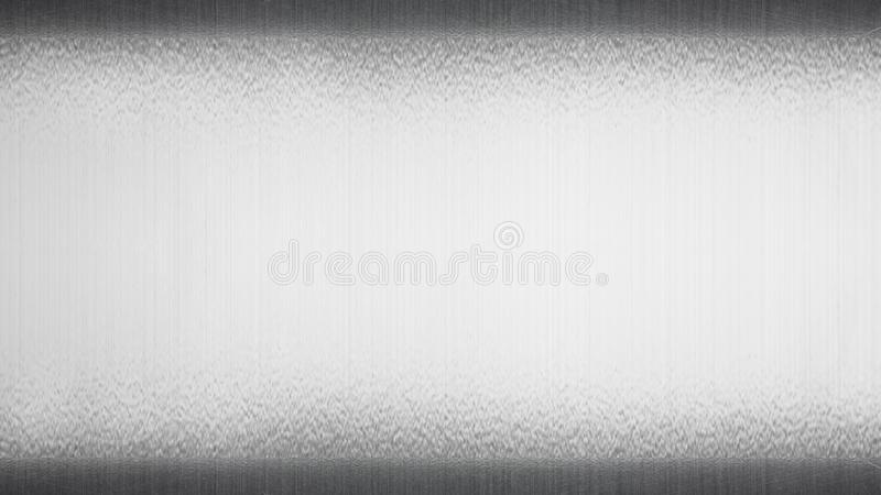 Ram som g?ras av rostfritt st?l, rullande metall arkivbilder