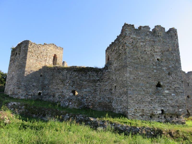Ram Turkish medieval fortress Danube river Serbia near Golubac stock photography