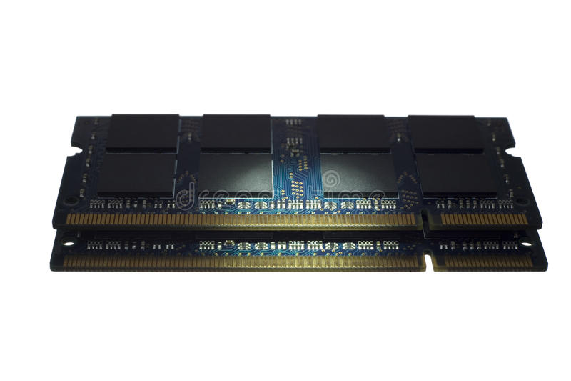 RAM Under Spotlight fotografia de stock
