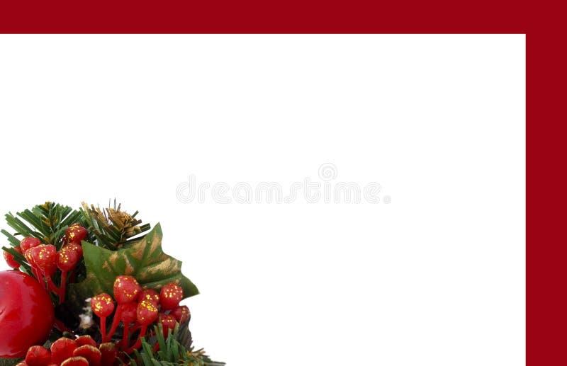 rama świąteczna ilustracja wektor
