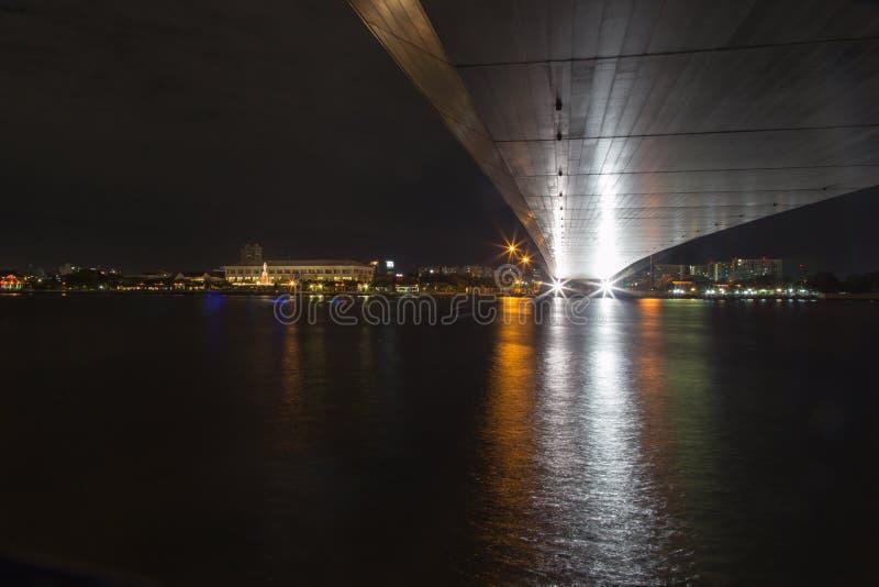 rama моста 8 bangkok стоковая фотография