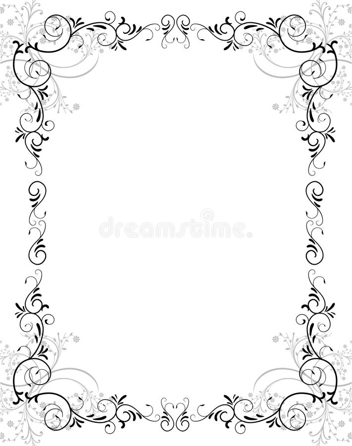 rama ilustracji