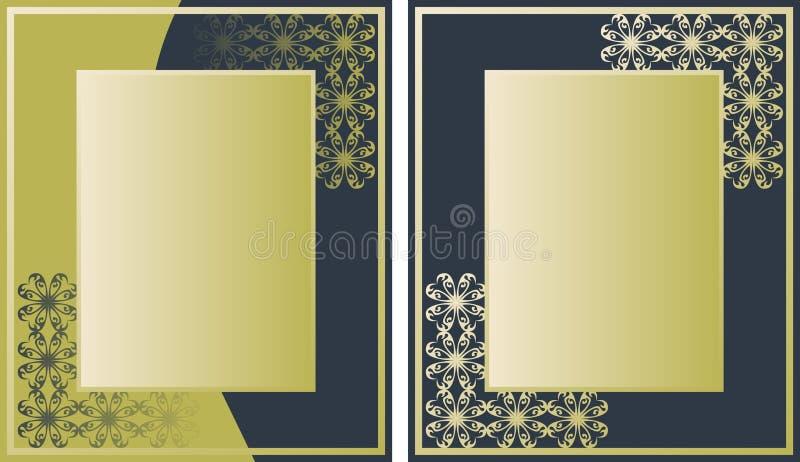 rama royalty ilustracja