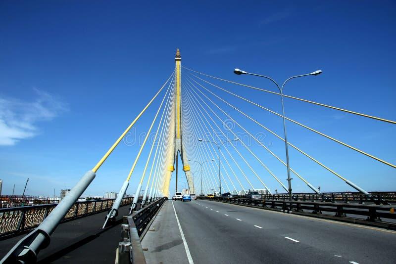 rama 8 мостов стоковое изображение rf