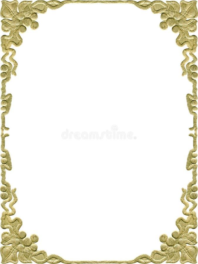 rama antyk obrazy royalty free