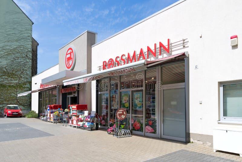Rama de Rossmann imágenes de archivo libres de regalías