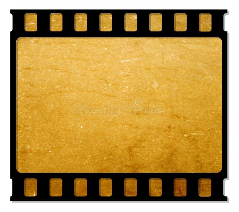 rama filmu royalty ilustracja