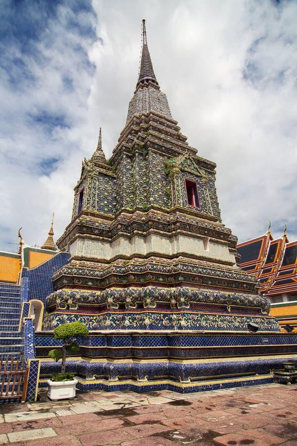 Rama IV Chedi stock foto