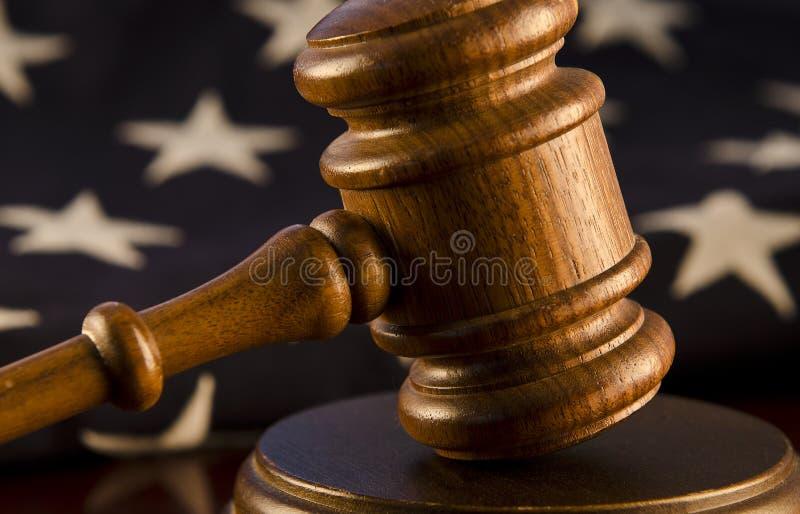 Rama judicial del gobierno imágenes de archivo libres de regalías